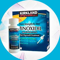 Препарат Миноксидил для роста бороды