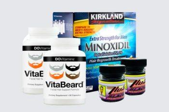 Средства для быстрого роста бороды
