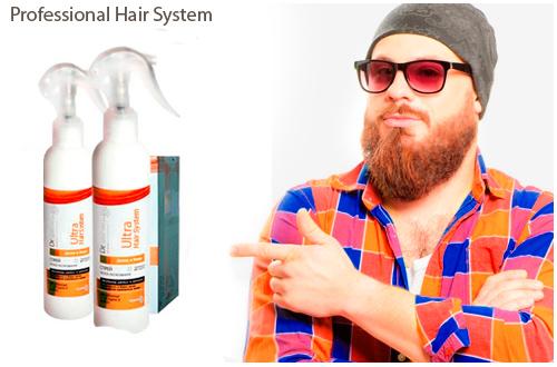 Professional Hair System для роста бороды